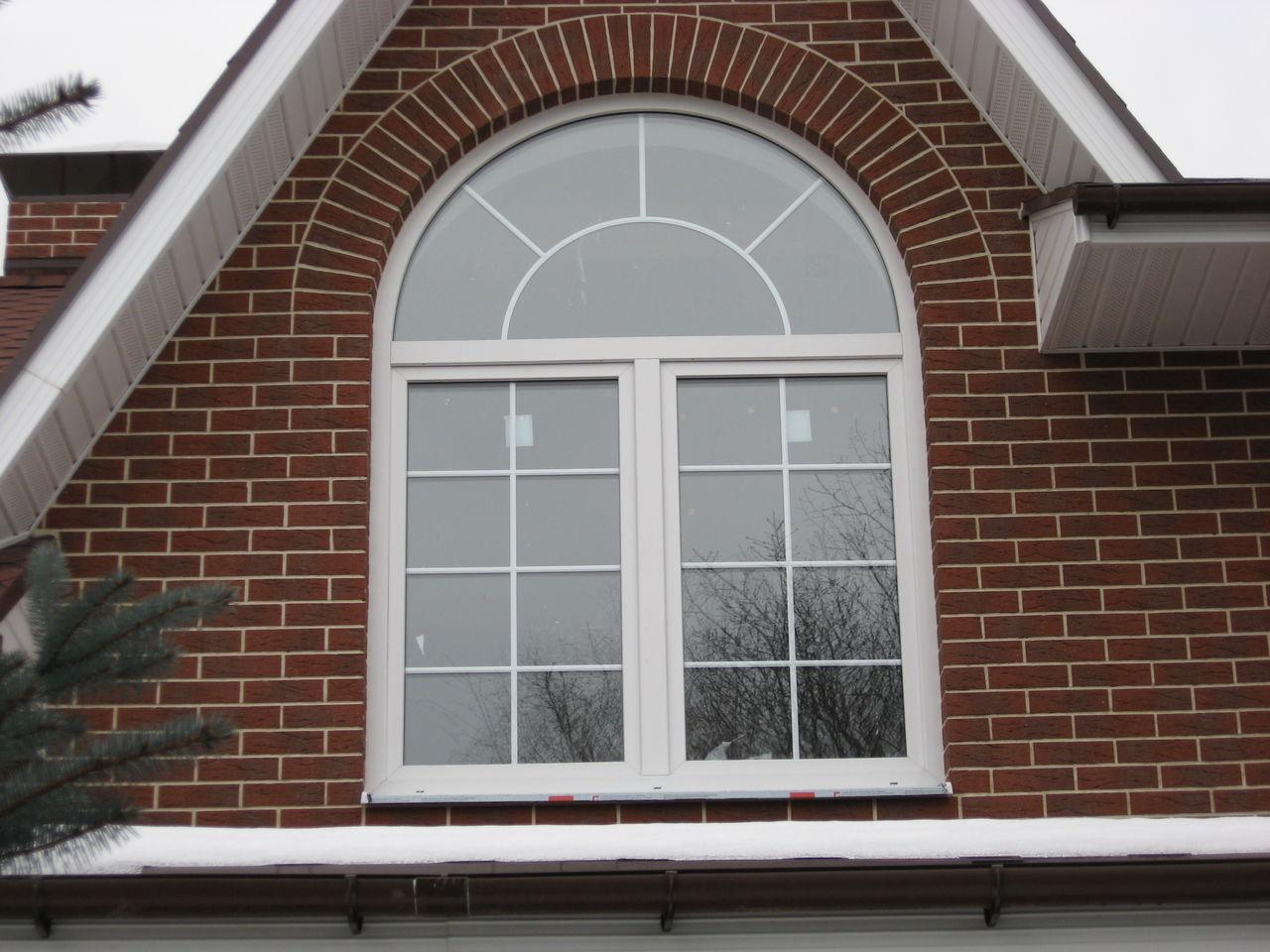 арочные окна в частном доме фото недокус, также